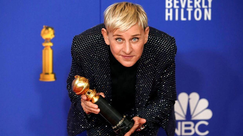 Ellen DeGeneres kunne have været vores alle sammens Phoebe, men takkede nej til rollen.