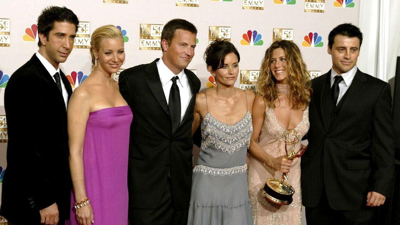 Reunion-afsnittet af 'Venner' har på mærkværdigvis for lidt med vennerne. REUTERS/Mike Blake/File Photo/File Photo/File Photo/File Photo
