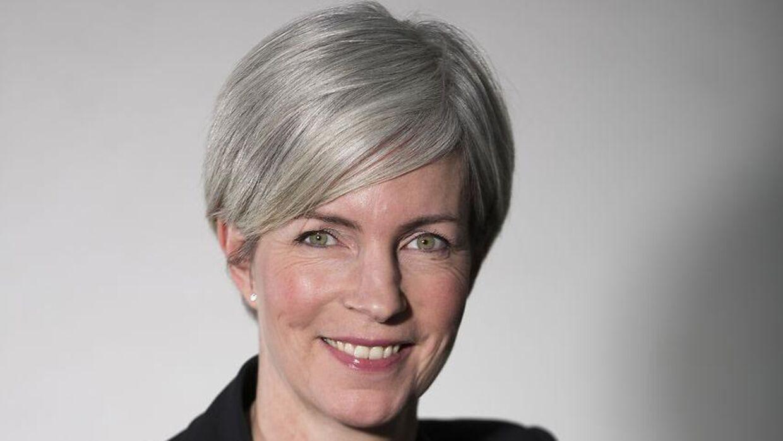 Anne-Marie Dohm hylder programmet.