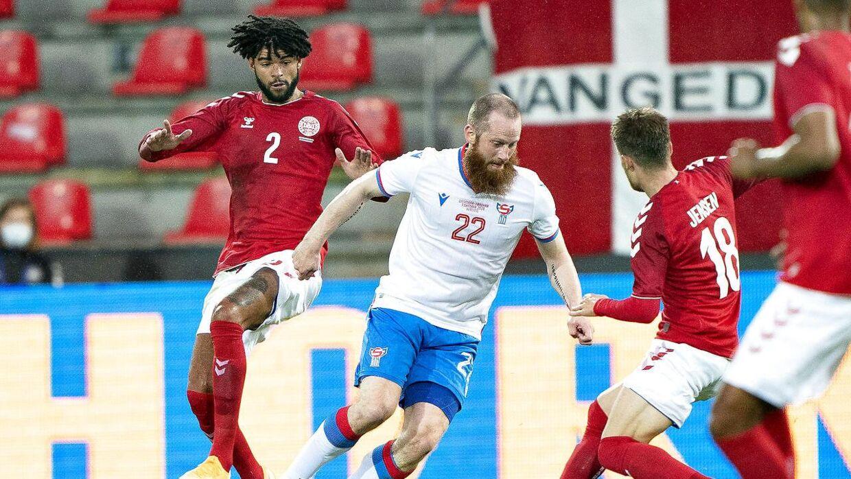 Philip Billing har én A-landskamp på cv'et, da han spillede i venskabskampen mod Færøerne i efteråret 2020. Han har stadig mulighed for at skifte til Nigeria, hvis han ønsker det.