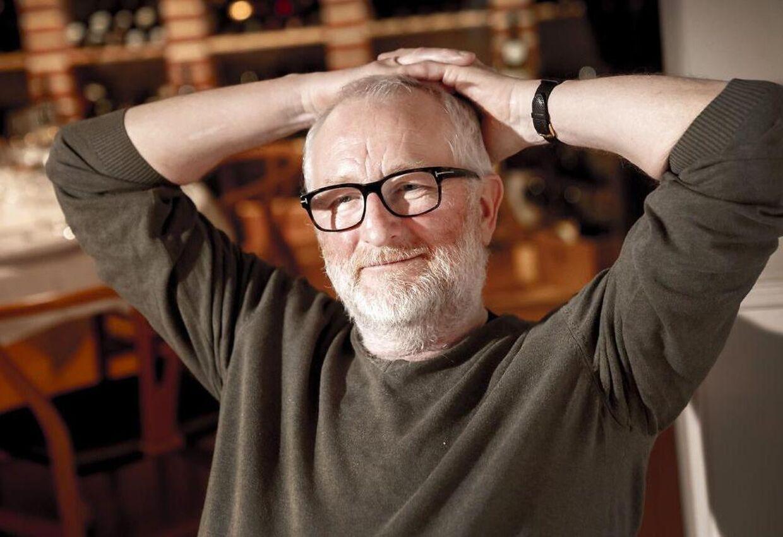 Zentropa-stifter Peter Albæk.