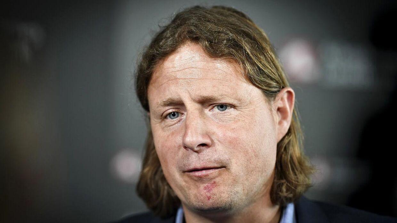 Bo Henriksen er ny FCM-træner.