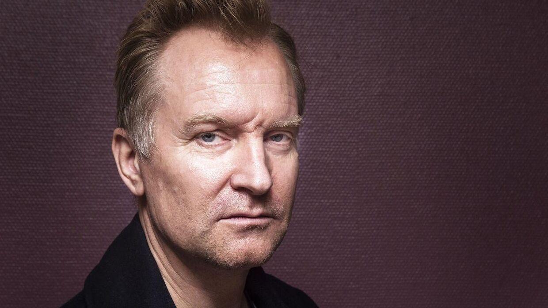 Ulrich Thomsen er den nye Carl Mørck i Afdeling Q-filmene.