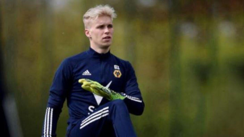 Andreas Søndergaard skulle have haft debut i Premier League mod Manchester United.