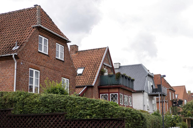 Huspriserne er steget voldsomt det seneste år.