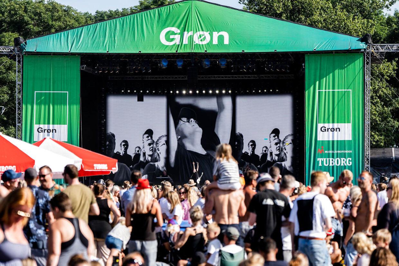 Danskerne må kigge langt efter kolde fadøl og koncerter denne sommer. (Foto: Ida Marie Odgaard/Ritzau Scanpix)