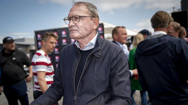 63-årige Preben Elkjær har en lang fodboldkarriere bag sig – blandt andet med mange år i italiensk fodbold.