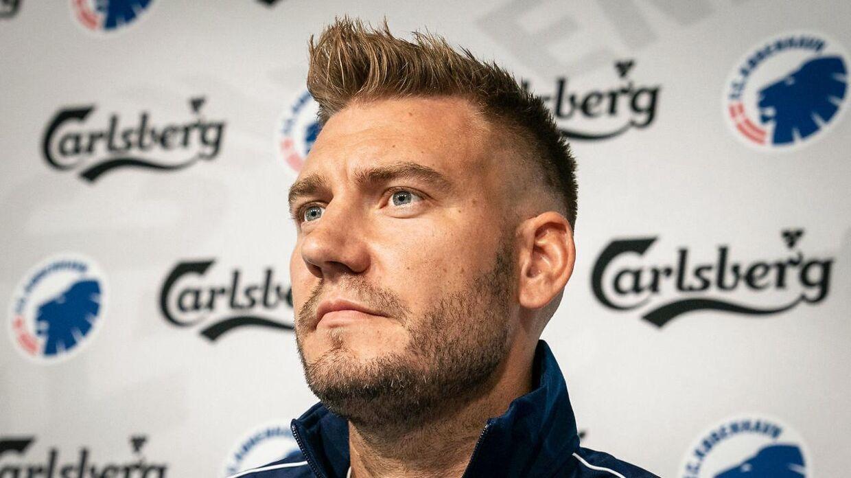 Nicklas Bendtners sidste professionelle klub blev FC København.