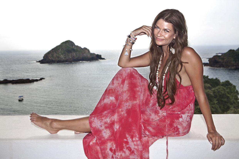 Rikke Gøransson fik værtsrollen, da hun var 20 år gammel. Hun er i dag 35 år. Foto: Esben Salling