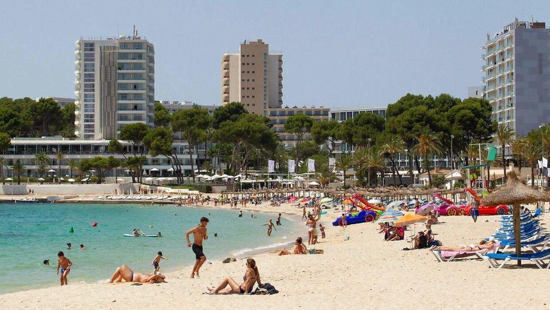 Mallorca er et af de steder, danskerne har solbrillerne rettet mod.