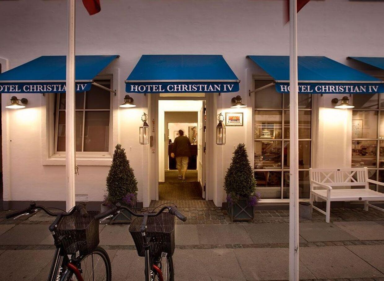 Der er langt mellem hotelgæsterne denne sommer i København.