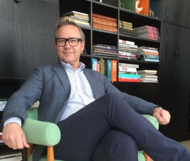 Jeppe Mühlhausen, hoteldirektør.
