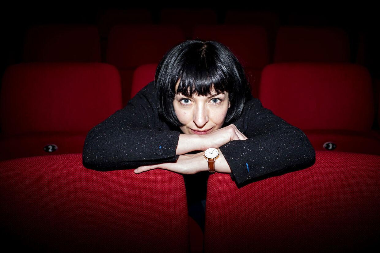 Betty Nansen Teatrets direktør, Elisa Kragerup.