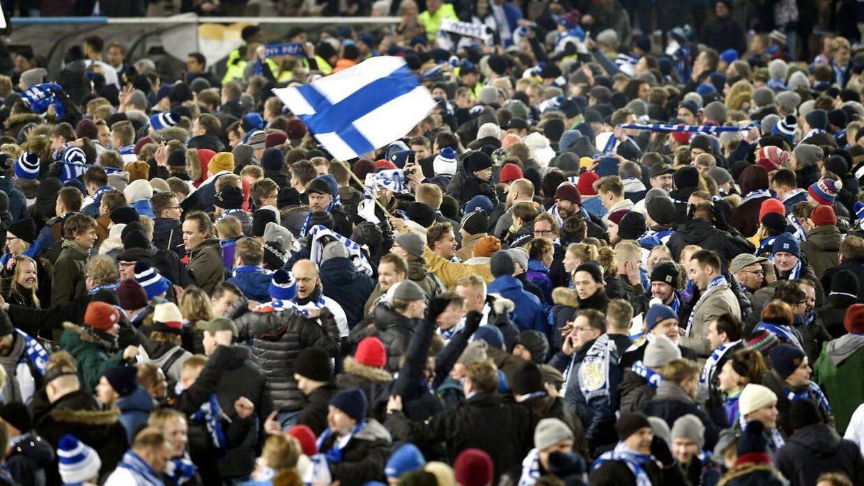 Der var folkefest i Finland, da Teemu Pukki og co. i november 2019 kvalificerede sig til nationens første fodboldslutrunde nogensinde.