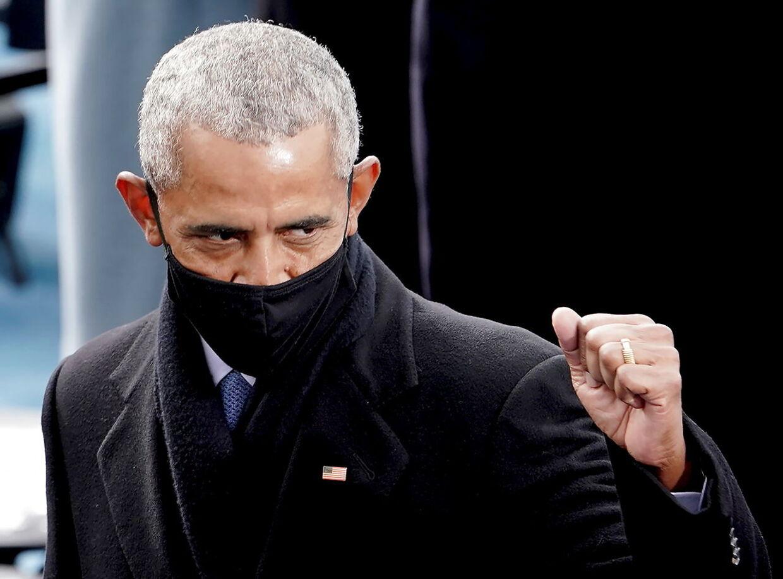 Barack Obama er gået ind i debatten om UFOer. USA er grebet af UFO-feber