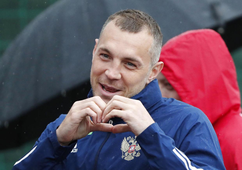 Artem Dzyuba.