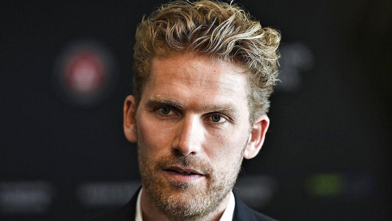 Rasmus Ankersen skal lære Anders Holch Povlsen endnu bedre at kende.