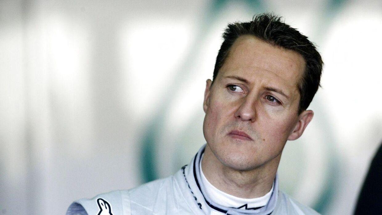 52-årige Michael Schumacher.