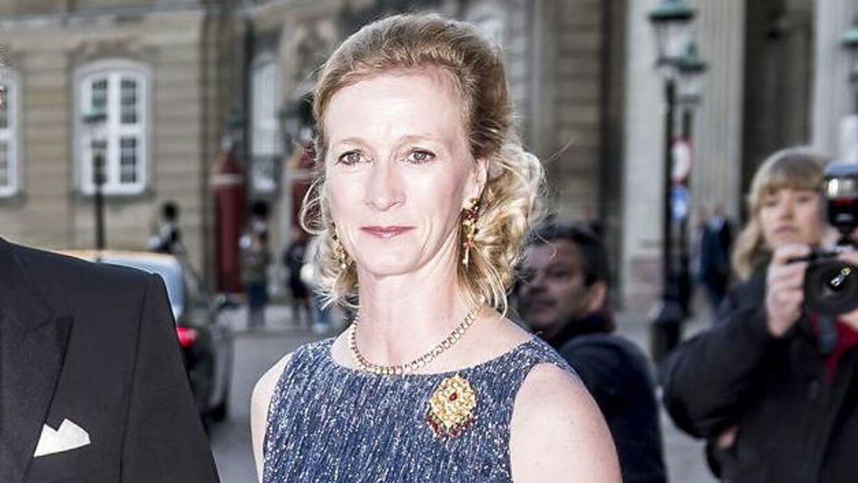 Prinsesse Nathalie har som landstræner taget en stor beslutning.