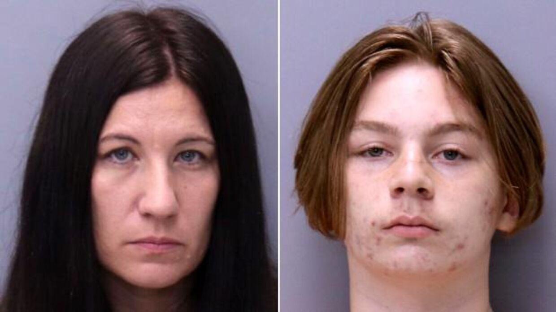 14-årige Aiden Fucci er sigtet for et bestialsk knivdrab på 13-årige Tristyn Bailey. Nu er hans mor Crystal Smith også anholdt i sagen.