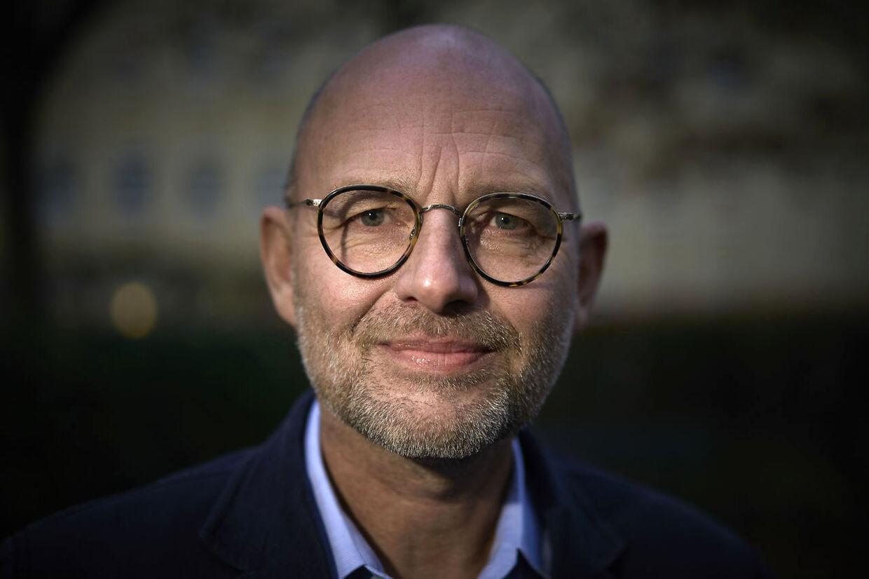 Direktør i Børns Vilkår, Rasmus Kjeldahl.