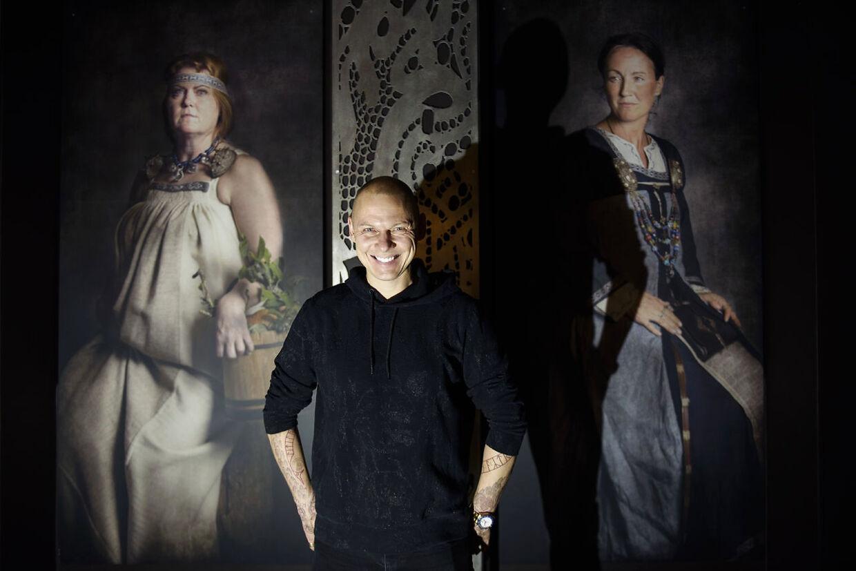 Da Jim Lyngvild i 2018 indledte et samarbejde med Nationalmuseet, haglede kritikken ned over både ham og museumsdirektør Rane Willerslev.