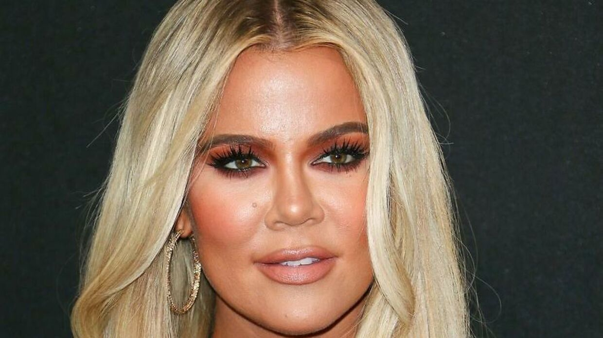 Business woman/media personality Khloé Kardashian arrives for the 45th annual E! People's Choice Awards at Barker Hangar in Santa Monica, California, on November 10, 2019. (Photo by Jean-Baptiste Lacroix / AFP)
