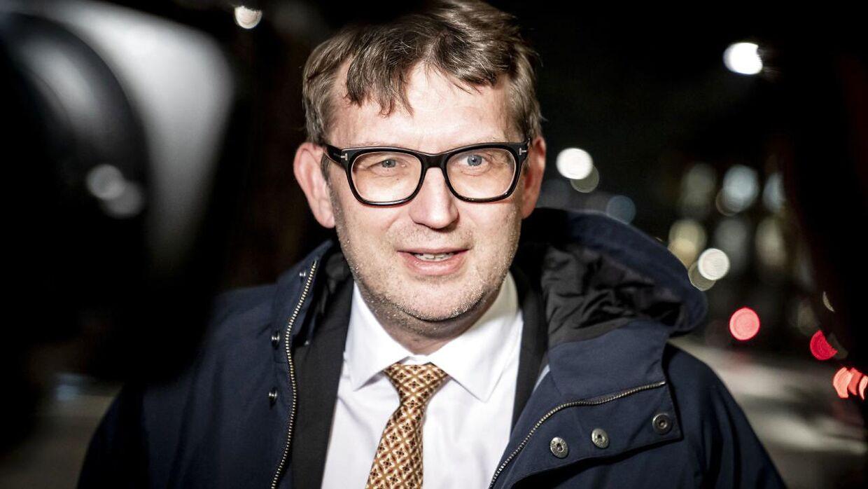 Troels Lund Poulsen (V).