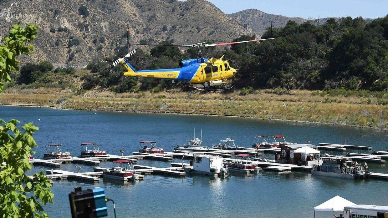 Man sønte efter den forsvundne skuespillerinde Naya Rivera i fem dage, inden man fandt hendes lig i søen Lake Piru i den amerikanske delstat Californien.