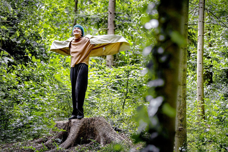 Bodil Jørgensen overvandt sin frygt for døden, da hun mødte den første gang tilbage i 1988. Siden har hun hyldet livet.