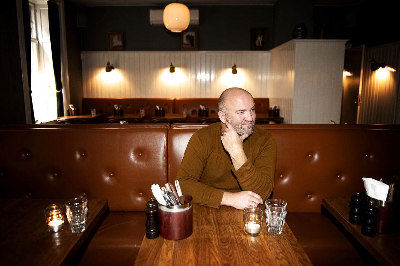 Anders Aagaard åbner fredag en ny Madklubben i Odense: »Timingen kunne ikke være bedre.«