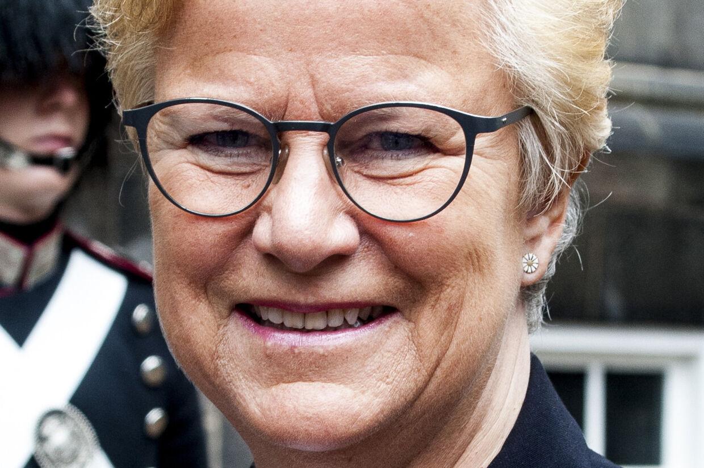I 18 år var Annette Lassen viceprotokolchef i Udenrigsministeriet. Hun gik på pension i 2016. Torsdag afhøres hun for anden gang i Tibetkommissionen (Arkivfoto) Foto: Bjarne Luthcke/Ritzau Scanpix Bjarne Luthcke/Ritzau Scanpix