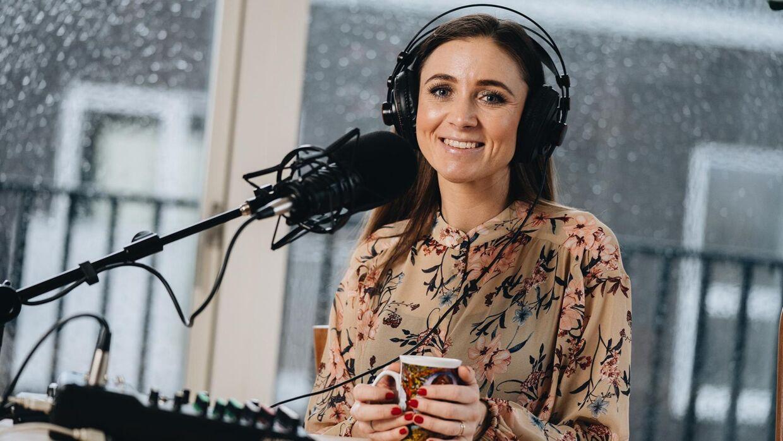 Stephanie Fisker er influencer og vært på podcasten 'Anden til venstre'.