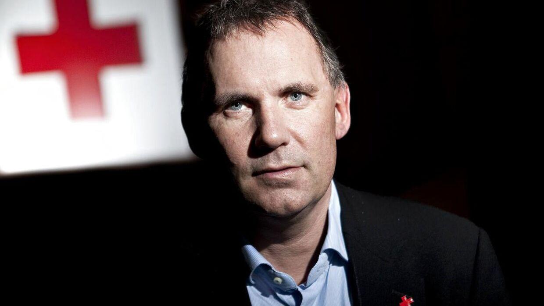 Anders Ladekarl er generalsekretær i Dansk Røde Kors