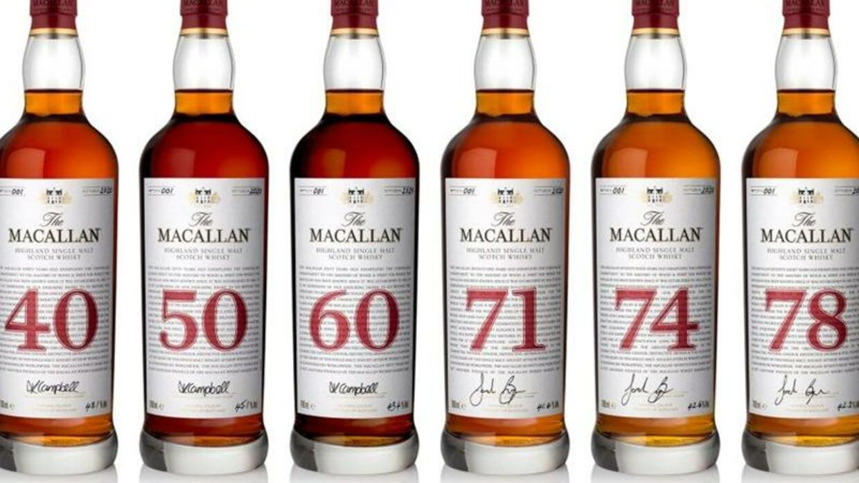 The Macallan - The Red Collection