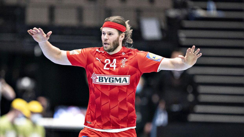 33-årige Mikkel Hansen.