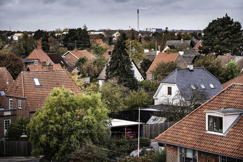 Husene i København er steget med næsten 30 procent det seneste år.