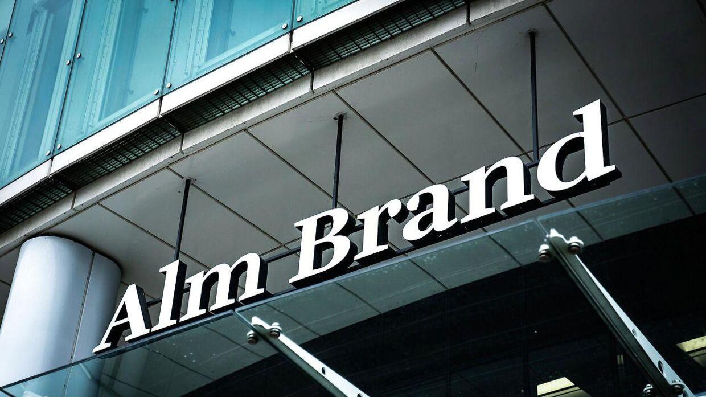 (ARKIV) Alm. Brands hovedkvarter i Nordhavnen, København fotograferet torsdag den 1. oktober 2020.