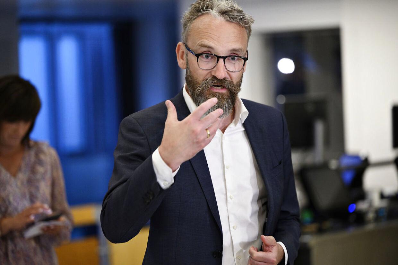 Ole Birk Olesen, sundhedsordfører i Liberal Alliance