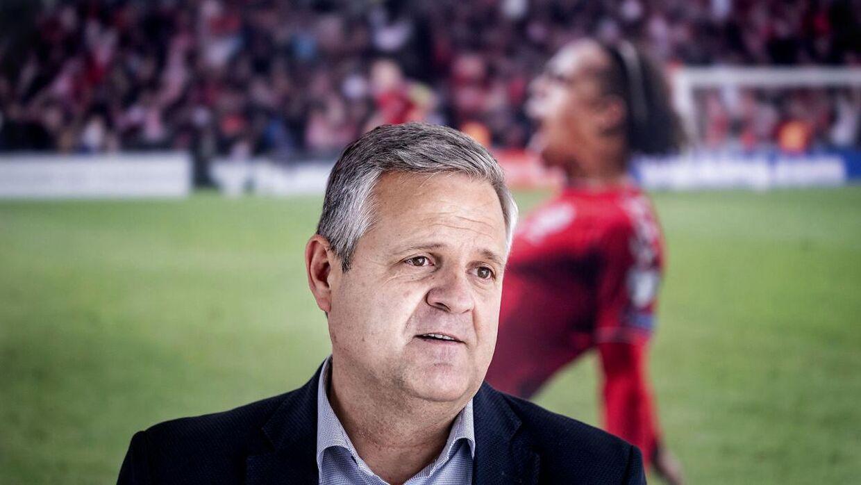 53-årige Albert Capellas.