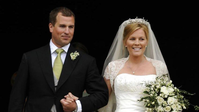 Parret blev gift i 2008.