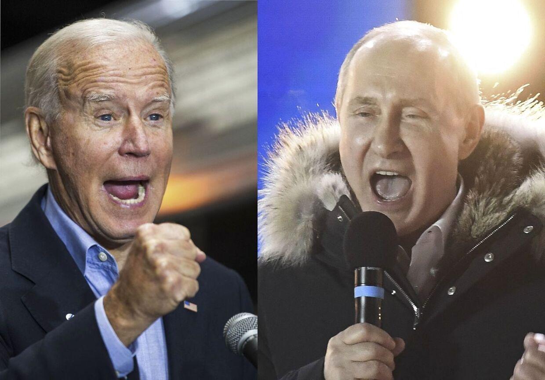 De to mænd har flere gange mødt hinanden i politisk øjemed, og det forlyder at de ikke bryder sig stort om hinanden