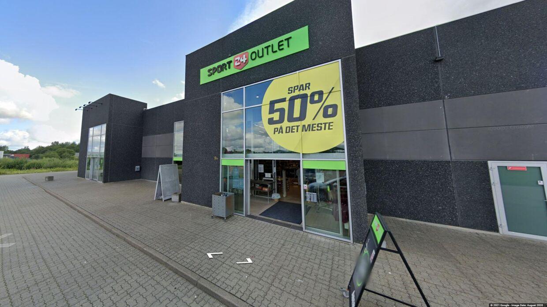 Her er en af Sport24s butikker. Foto: Google Street View