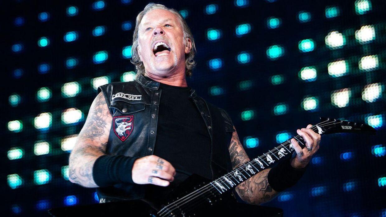 James Hetfield og resten af Metallica kommer til Copenhell.