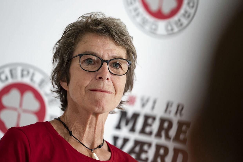 Dansk Sygeplejeråds formand, Grete Christensen, mener, at sygeplejerskernes løn er urimeligt lav, selvom den ligger over 40.000 kroner om måneden.