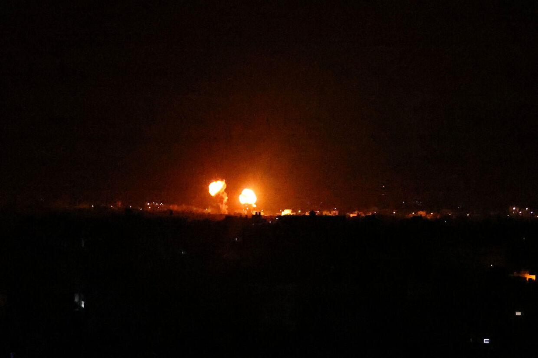 Efter fire uger er våbenhvilken mellem Israel og Hamas brudt.