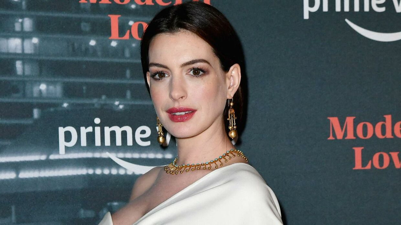 Efter en ihærdig kamp fik Anne Hathaway rollen i 'The Devil Wears Prada'.