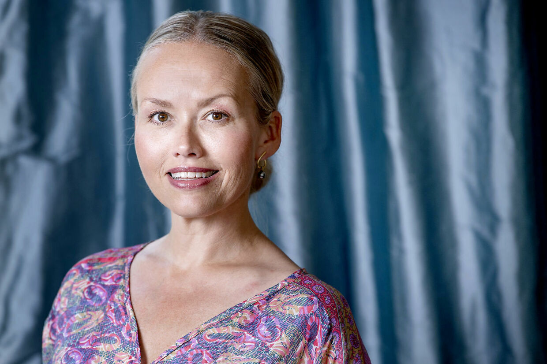 Trine Jepsen har haft en karriere som sangerinde, men blev i august 2019 direktør i Schackenborg fonden. Foto Bax Lindhardt