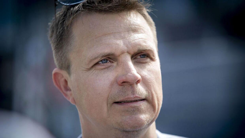 43-årige Jesper Grønkjær er ekspertkommentator hos Nent.