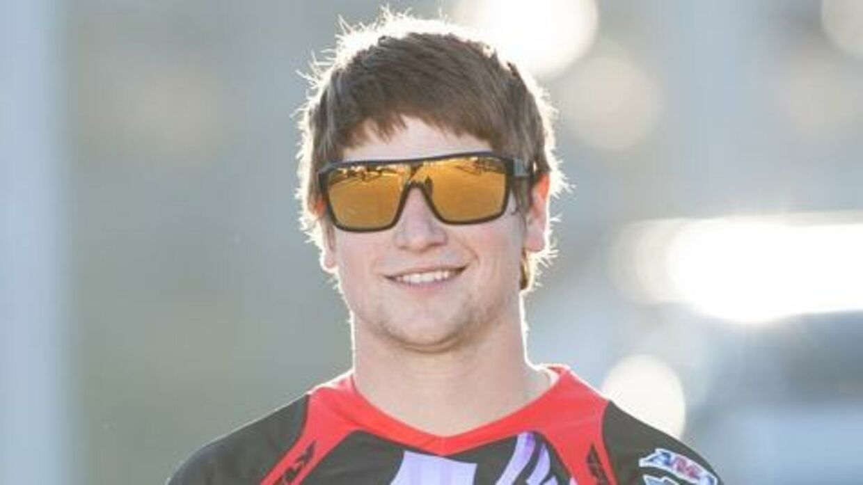 Alex Harvill døde af sine kvæstelser i forbindelse med rekordforsøget.